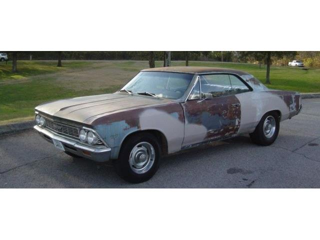 1966 Chevrolet Chevelle (CC-1434169) for sale in Hendersonville, Tennessee