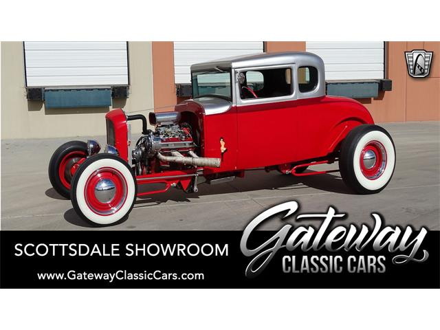1930 Ford 5-Window Coupe (CC-1434177) for sale in O'Fallon, Illinois