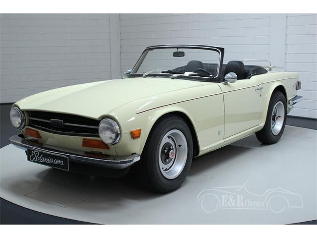 1970 Triumph TR6 (CC-1434183) for sale in Waalwijk, [nl] Pays-Bas