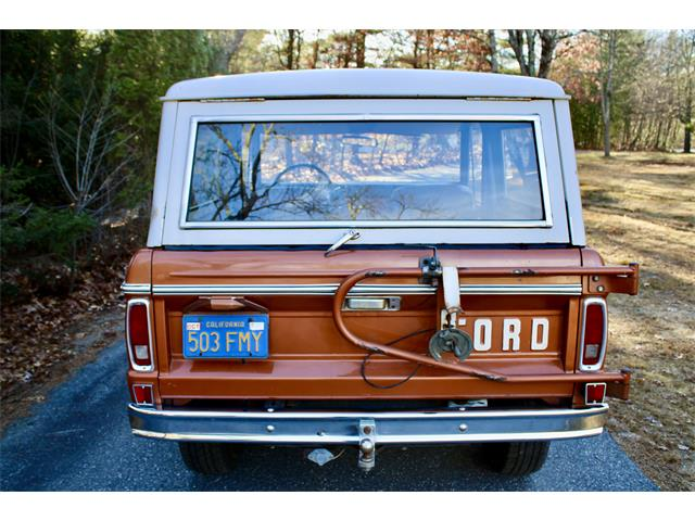 1972 Ford Bronco (CC-1434184) for sale in Stow, Massachusetts