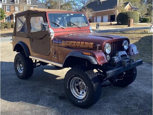 1981 Jeep CJ7 (CC-1434185) for sale in Tallahassee, Florida