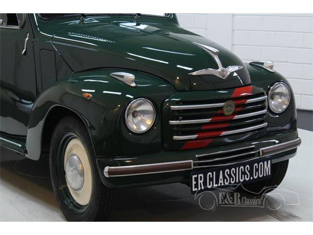 1953 Fiat Topolino (CC-1434189) for sale in Waalwijk, Noord Brabant