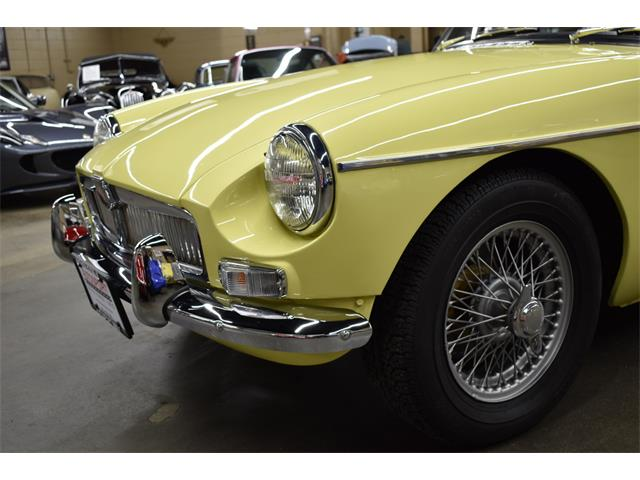 1967 MG MGB (CC-1434191) for sale in hunt, New York