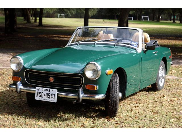 1973 MG Midget (CC-1434196) for sale in Katy, Texas