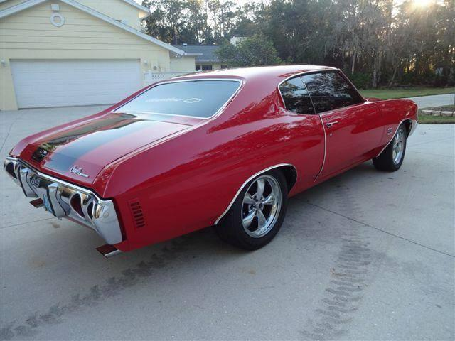 1972 Chevrolet Chevelle SS (CC-1434197) for sale in Sarasota, Florida