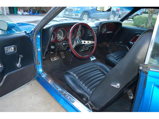 1969 Ford Mustang (CC-1434205) for sale in Montgomery, Texas
