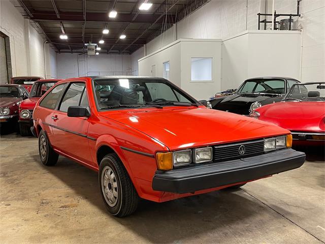 1985 Volkswagen Scirocco (CC-1434207) for sale in CLEVELAND, Ohio