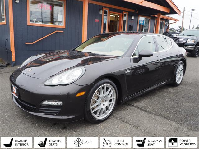 2010 Porsche Panamera (CC-1434211) for sale in Tacoma, Washington