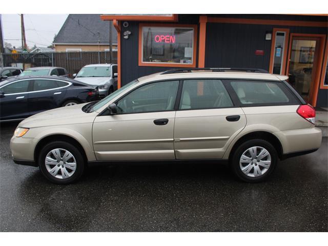 2008 Subaru Outback (CC-1434213) for sale in Tacoma, Washington