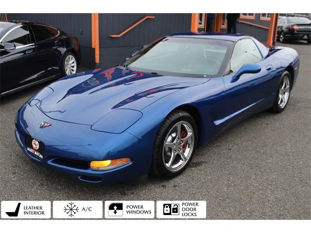 2002 Chevrolet Corvette (CC-1434219) for sale in Tacoma, Washington