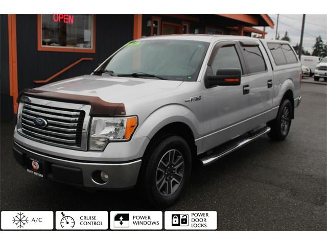 2010 Ford F150 (CC-1434227) for sale in Tacoma, Washington