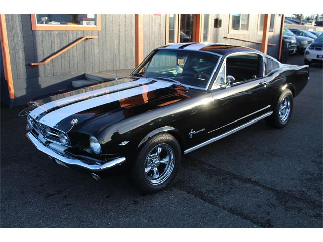 1965 Ford Mustang (CC-1434231) for sale in Tacoma, Washington