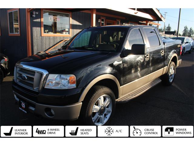 2006 Ford F150 (CC-1434233) for sale in Tacoma, Washington