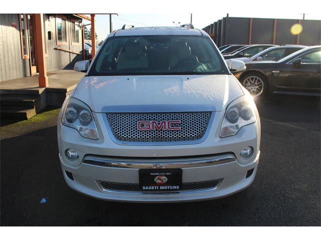2011 GMC Acadia (CC-1434234) for sale in Tacoma, Washington