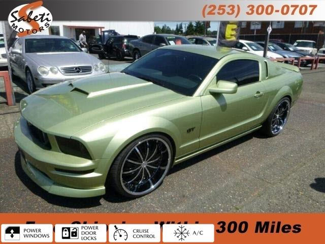 2006 Ford Mustang (CC-1434236) for sale in Tacoma, Washington
