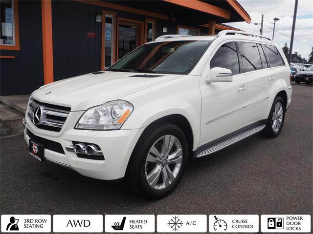 2011 Mercedes-Benz GL-Class (CC-1434238) for sale in Tacoma, Washington