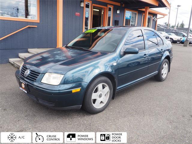 2002 Volkswagen Jetta (CC-1434245) for sale in Tacoma, Washington