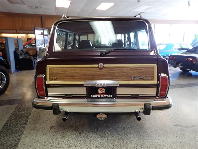 1990 Jeep Grand Wagoneer (CC-1434248) for sale in Tacoma, Washington