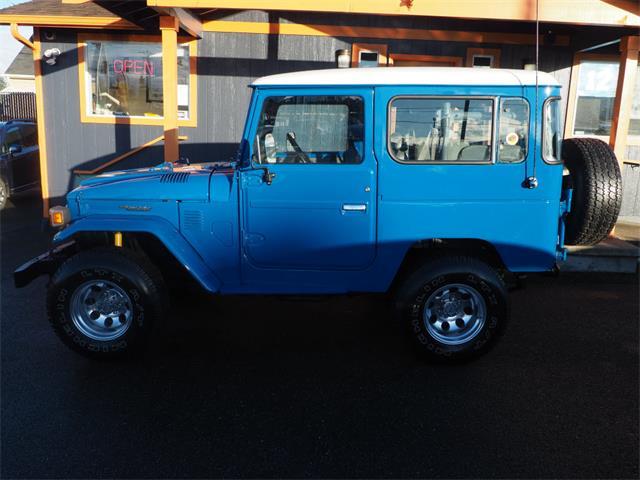 1982 Toyota Land Cruiser FJ (CC-1434250) for sale in Tacoma, Washington