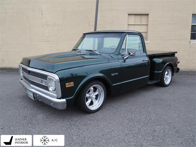 1969 Chevrolet C/K 10 (CC-1434252) for sale in Tacoma, Washington