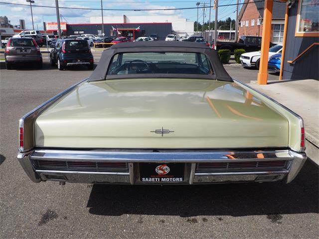 1966 Lincoln Continental (CC-1434253) for sale in Tacoma, Washington