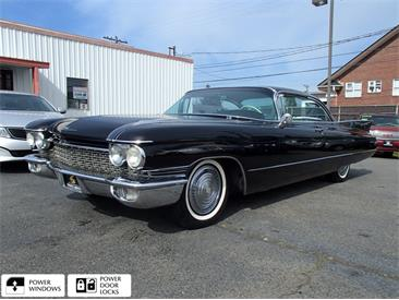 1960 Cadillac Coupe DeVille (CC-1434255) for sale in Tacoma, Washington