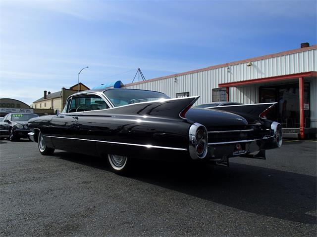 1960 Cadillac Coupe DeVille (CC-1434255) for sale in Tacoma, Washington