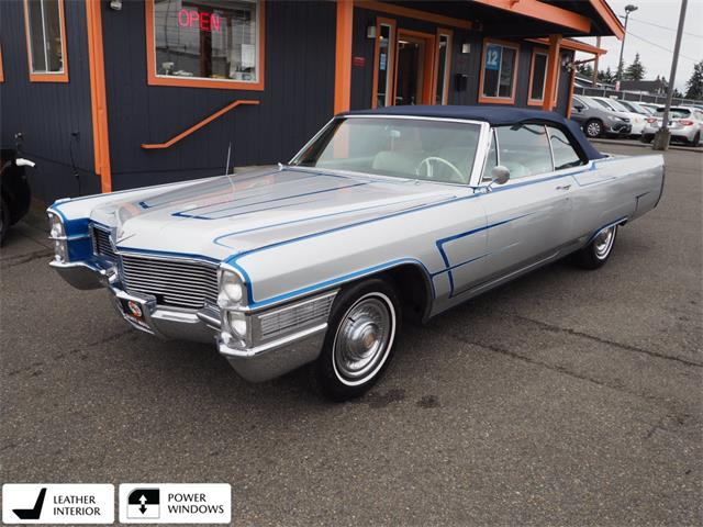 1965 Cadillac DeVille (CC-1434260) for sale in Tacoma, Washington