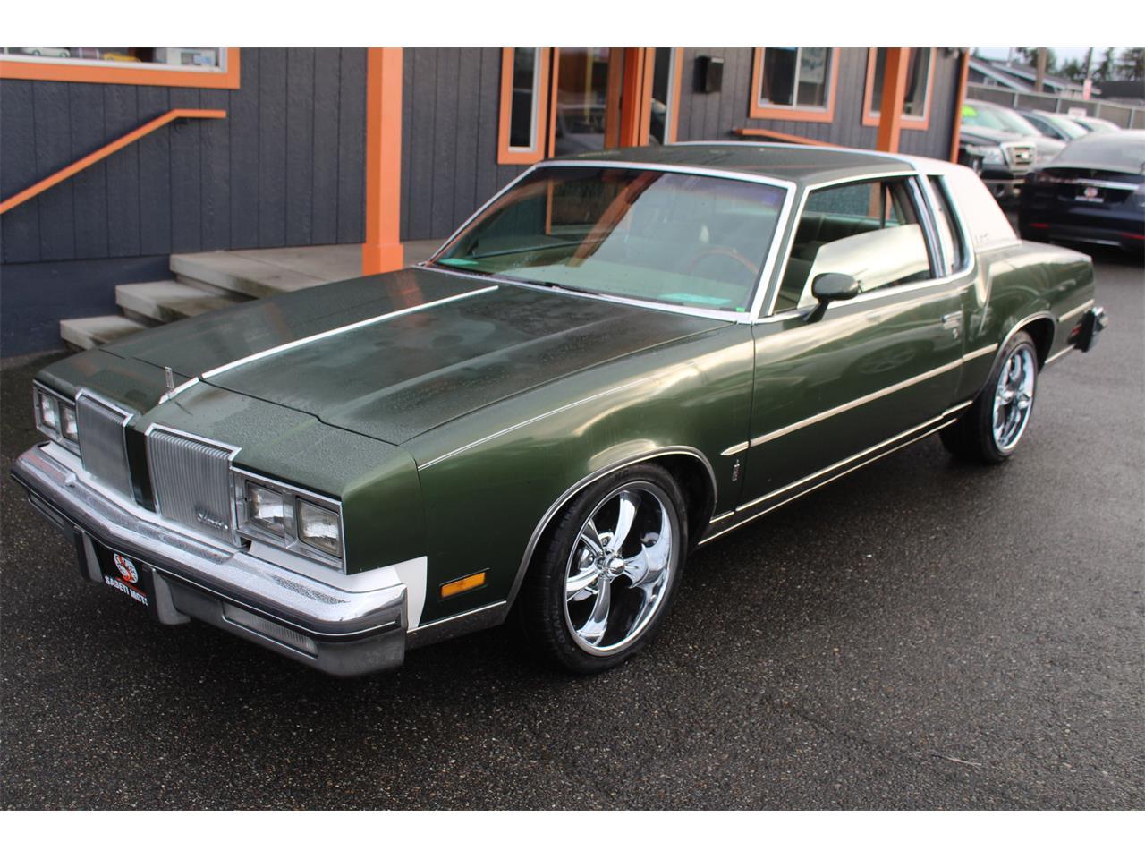 1980 Oldsmobile Cutlass (CC-1434262) for sale in Tacoma, Washington