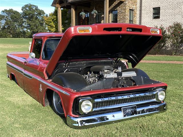 1963 Chevrolet C10 (CC-1434273) for sale in Pontotoc, Mississippi