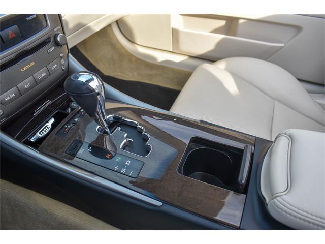 2010 Lexus IS250 (CC-1434274) for sale in Costa Mesa, California