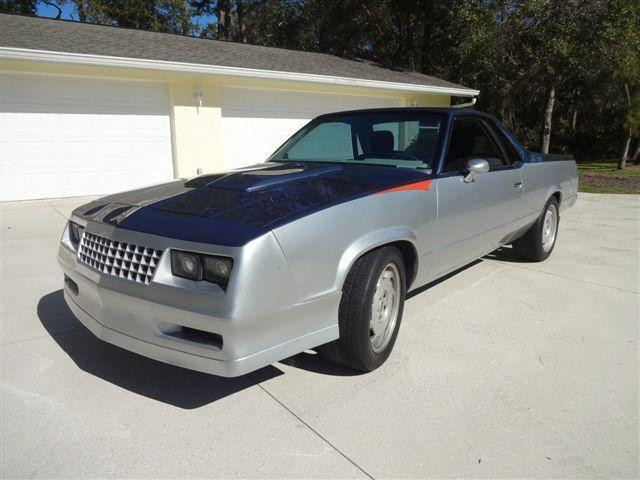 1984 Chevrolet El Camino (CC-1434276) for sale in Sarasota, Florida