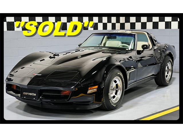1980 Chevrolet Corvette (CC-1434288) for sale in Old Forge, Pennsylvania