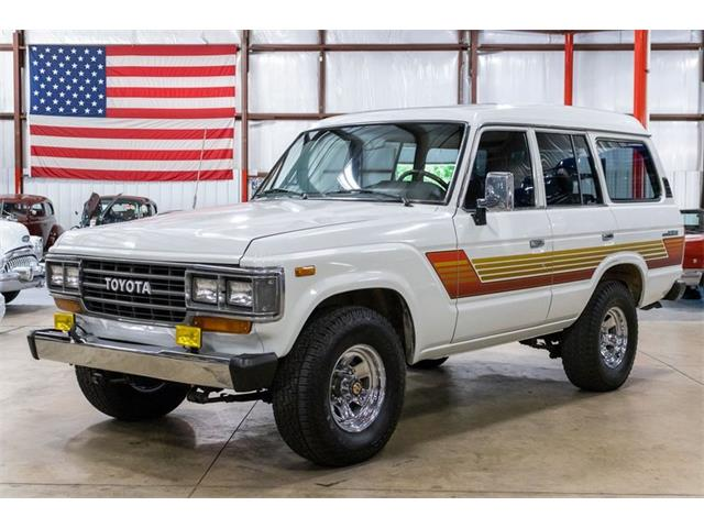 1989 Toyota Land Cruiser FJ (CC-1434293) for sale in Kentwood, Michigan