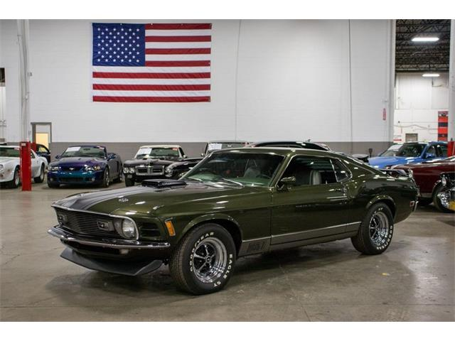1970 Ford Mustang (CC-1434296) for sale in Kentwood, Michigan