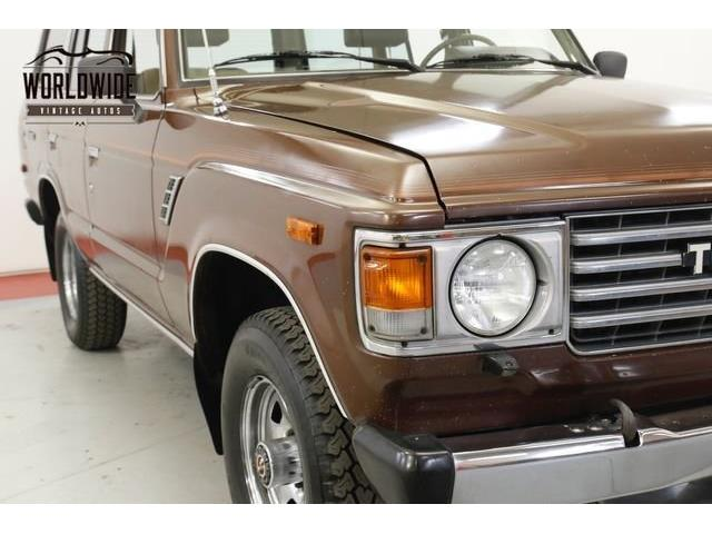 1984 Toyota Land Cruiser FJ (CC-1434304) for sale in Denver , Colorado