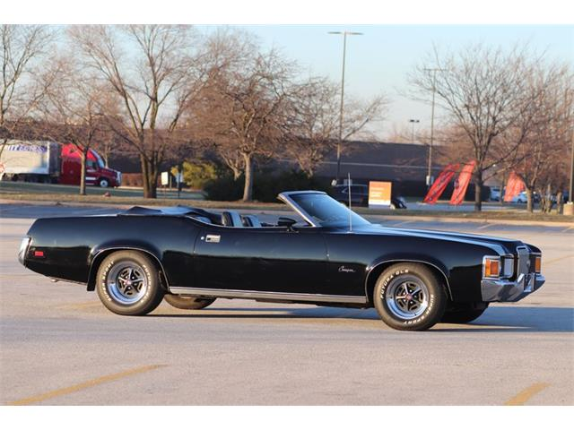 1972 Mercury Cougar (CC-1434337) for sale in Alsip, Illinois