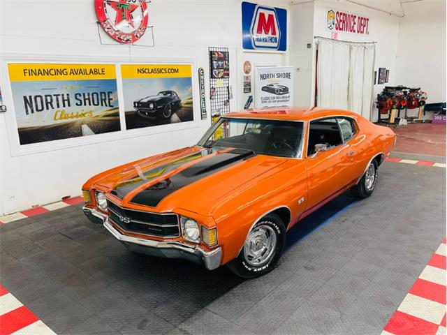 1972 Chevrolet Chevelle (CC-1434339) for sale in Mundelein, Illinois