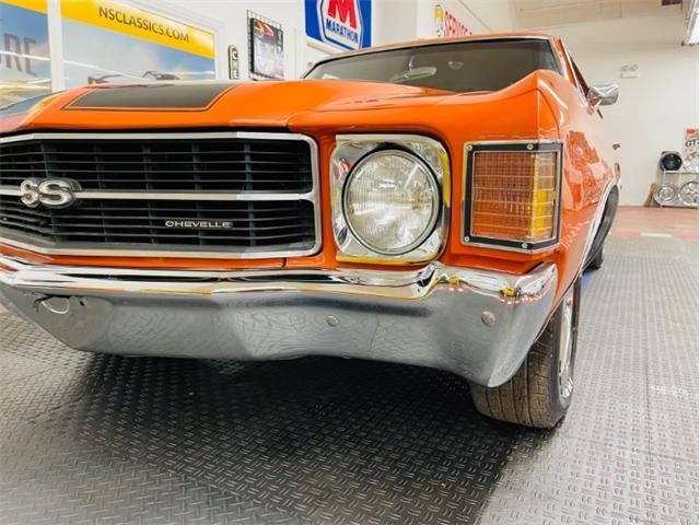 1972 Chevrolet Chevelle (CC-1434339) for sale in Mundelein, Illinois