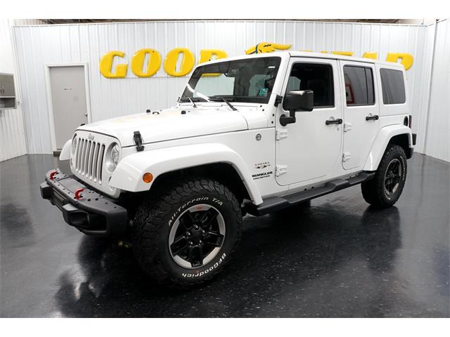 2017 Jeep Wrangler (CC-1434342) for sale in Homer City, Pennsylvania