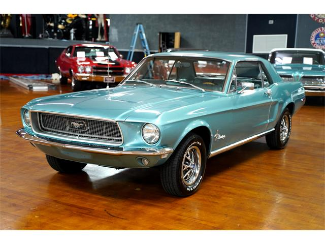 1968 Ford Mustang (CC-1434343) for sale in Homer City, Pennsylvania