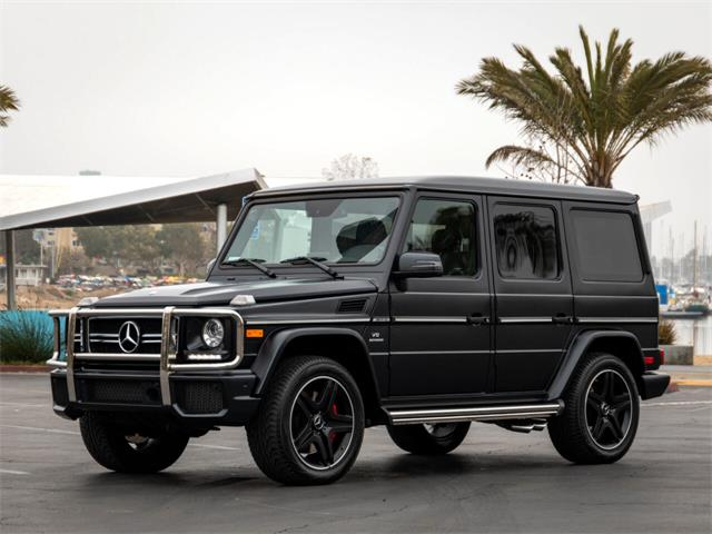 2018 Mercedes-Benz G63 (CC-1434345) for sale in Marina Del Rey, California