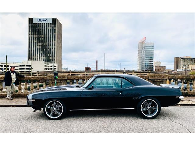 1969 Chevrolet Camaro (CC-1434348) for sale in West Pittston, Pennsylvania