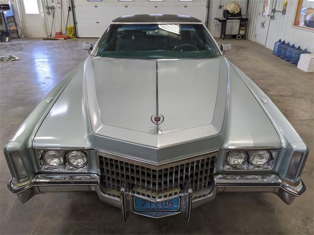 1972 Cadillac Eldorado (CC-1434353) for sale in Stanley, Wisconsin