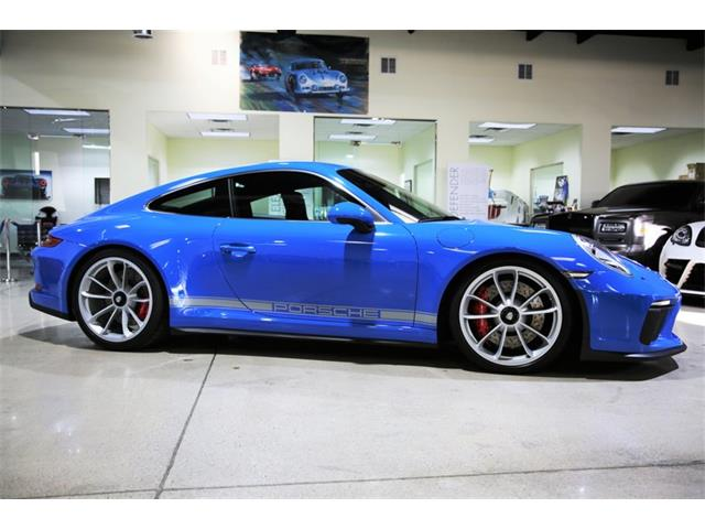 2018 Porsche 911 (CC-1434359) for sale in Chatsworth, California
