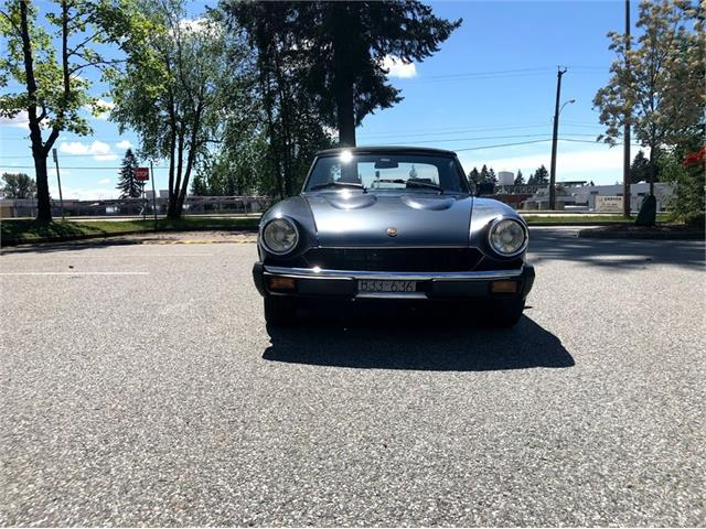 1981 Fiat 124 Spider 2000 (CC-1434388) for sale in Vancouver, British Columbia