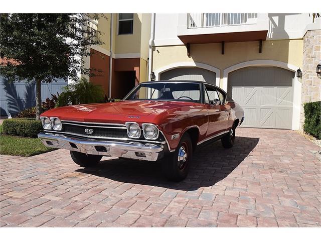 1968 Chevrolet Chevelle (CC-1434390) for sale in Boca Raton, Florida