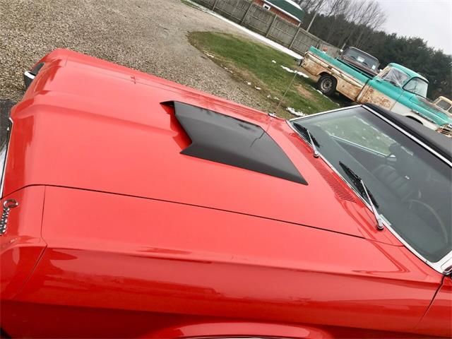 1969 Mercury Cougar (CC-1434392) for sale in Knightstown, Indiana