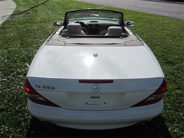 2007 Mercedes-Benz SL550 (CC-1434403) for sale in Delray Beach, Florida