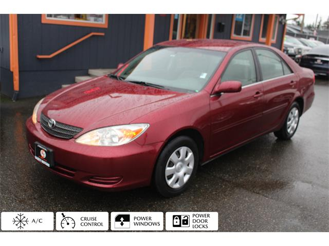 2002 Toyota Camry (CC-1434406) for sale in Tacoma, Washington